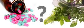 Фитотерапия vs фармакология